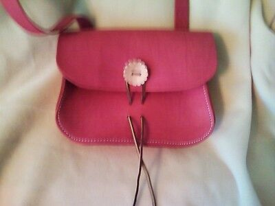 Leather Possibles Bag  No. 2