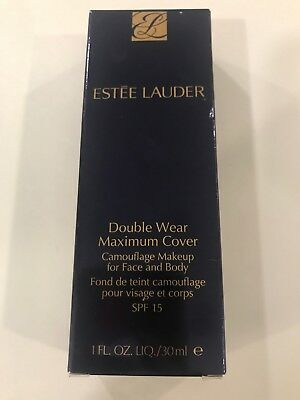 ESTEE LAUDER Double Wear MAXIMUM COVER CAMOUFLAGE Make-up For Face And Body 1C1