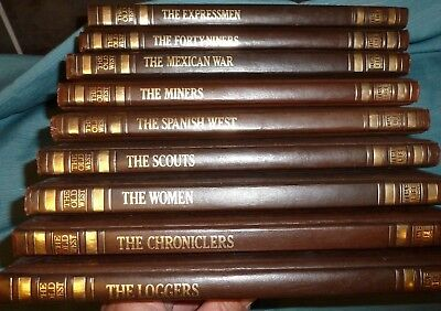 9 THE OLD WEST Time Life Books