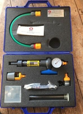 Water Flow & Pressure Test Kit New & Never Used
