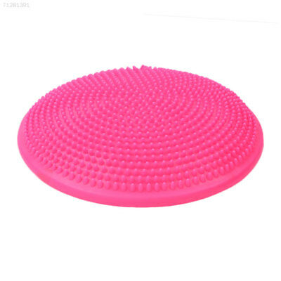 5B4E Yoga Stability Balance Mat Board Disc Exercise Massage Stress Relief Ankle