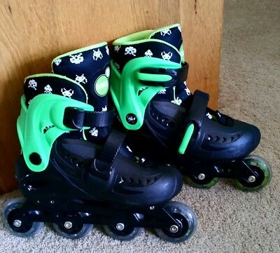 Children's Roller Blades Adjustable Sizes 13 - 3