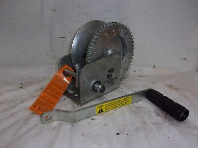Shelby hand winch 5409/2100 lbs