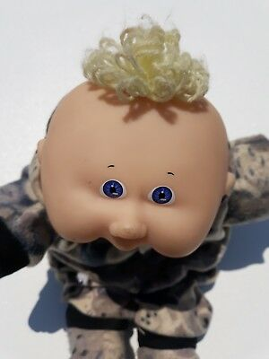 Cabbage Patch Kids  - blue eyes, in great condition
