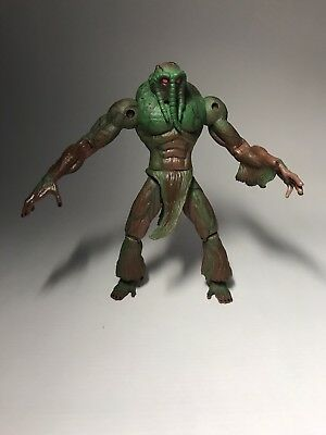 Marvel Man Thing The Dark Side Toy Biz 1998