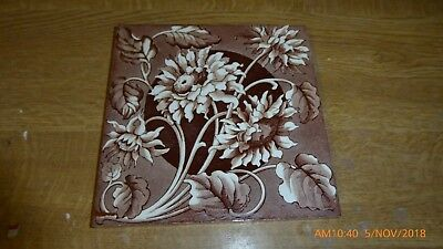 A Printed Tile  Wedgwood
