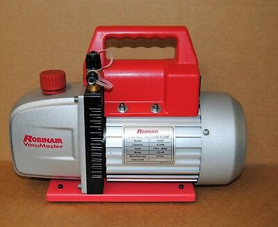 Robinair Vacuum pump model 15550 NEW condition never used