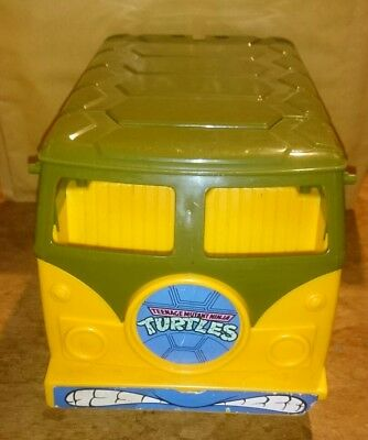 1989 Teenage Mutant Ninja Turtles Party Wagon Van