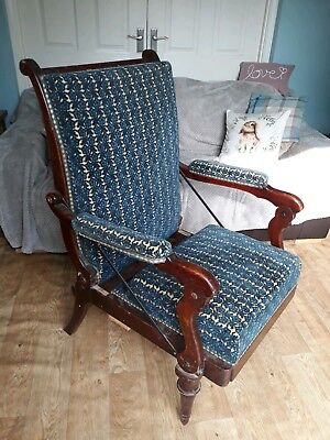 Vintage armchair Restoration Project