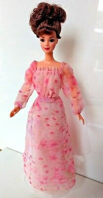 Vintage Kissing Barbie Kleid 80er Jahre TOP