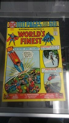 Worlds Finest Comics #225 Fine 100 Pages 1974 Dc Comics