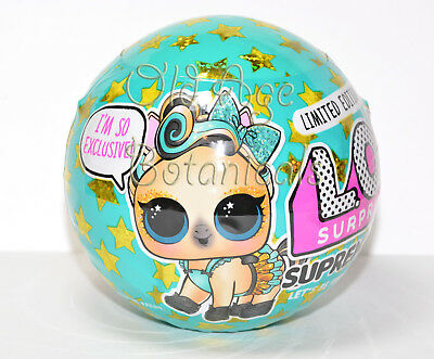 IN HAND LOL Surprise! SUPREME Pet Series Limited Edition LUCKY LUXE Pony Ball
