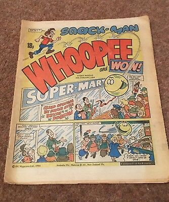 Whoopee Comic - 28Th January 1984