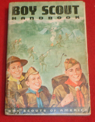 The Boy Scout Handbook 7th edition 5th printing 1969 used