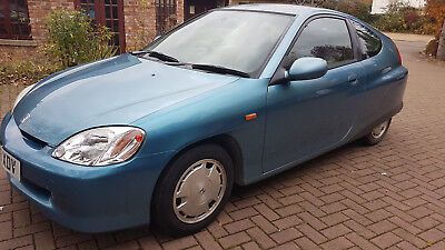 Honda Insight MK1 Mar 2001 Hybrid Classic styling Long MoT Manual Rare