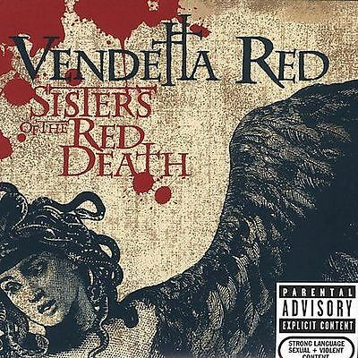 Sisters of the Red Death [PA] by Vendetta Red (CD, Aug-2005, Epic (USA)) VG/MINT
