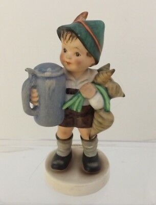 Authentic Hummel #87 For Father - TMK-2 - Germany, excellent condition