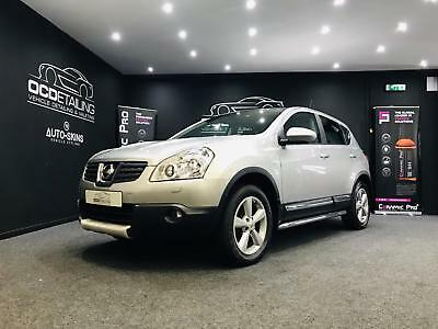 Nissan qashqai tekna 2wd one lady owner Immaculate condition 5 doors 2008