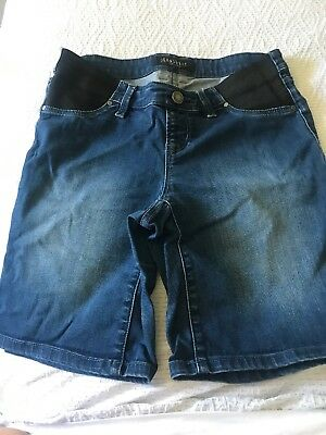 Jeans West Maternity Jean Shorts
