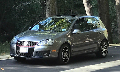 2007 Volkswagen Golf Leather 2007 Mark V Volkswagen GTI