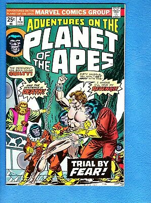 Adventures on the Planet of the Apes #4,FEB 1976, NM 9.4