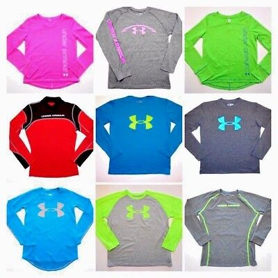 SALE $10 Girls Under Armour Shirts Long Sleeve YMD