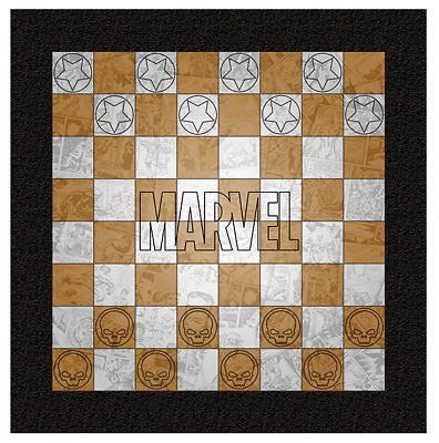 MARVEL CHESS Collection BOARD Brand NEW ORIGINAL