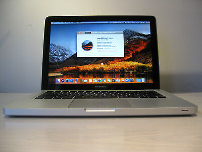 "Apple MacBook Pro 13.3"" 4Gb/2.3GHz Core i5/240Gb SSD macOS High Sierra 10.13.6"