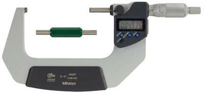 New Mitutoyo 293-343 Coolant Proof Micrometers Series 293