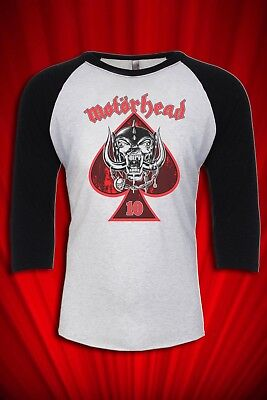 Ace of Spades 1985 Tour JERSEY T-SHIRT FREE SHIP USA Eat the Rich