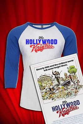 the Hollywood Knights Retro T-SHIRT FREE SHIP USA Tubby's drive In