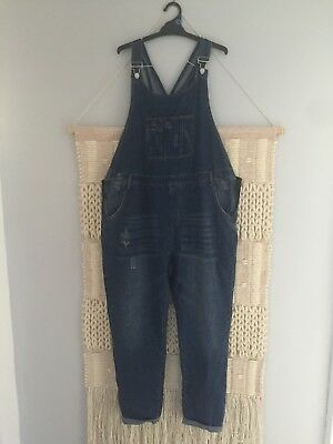 Maternity Overalls Size 16/18