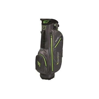 Bag Boy Techno 311 Weatherproof Cartbag (UVP 249), schwarz/lime