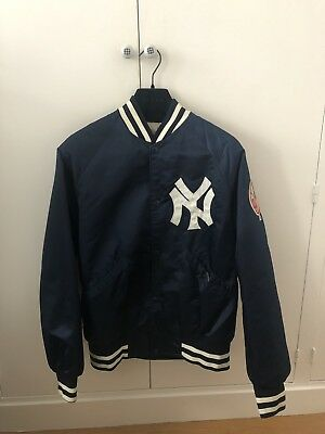 New York Yankees MLB bomber Starter jacket original with tags size M.