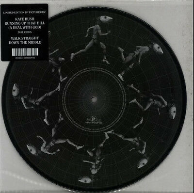 Kate Bush Running up that hill Picture Disc RSD 2013