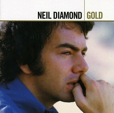 Neil Diamond - Gold - Best Of / 41 Greatest Hits - 2CDs Neu & OVP (remastered)