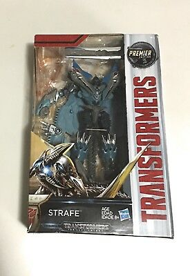 Transformers The Last Knight Movie Deluxe Premier Edition Strafe