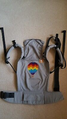 Tula baby carrier and infant insert