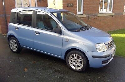 Fiat Panda Automatic 2006  (only 35150 miles)