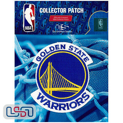 Memorabilia Official Golden State Warriors 2017 Nba Championship Iron Or Sew On Patch Basketball