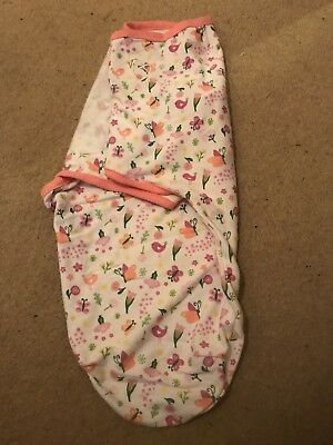 Summer Infant Swaddle Blanket 0-3