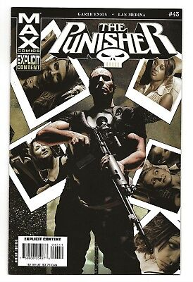 Punisher #43  NM  Marvel (2004 7th series)    *Free Shipping*