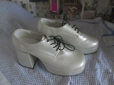 disco shoes size 9 look like 70s