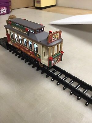 Lemax Christmas Cable Car 44762