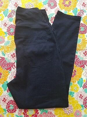 Maternity Jeggings Jeans Womens Sz XL (16-18) GREAT EXPECTATIONS Over the Belly