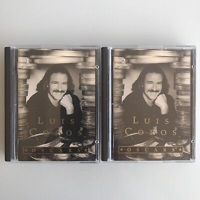 Luis Cobos -Oscars- Double Mini Disc