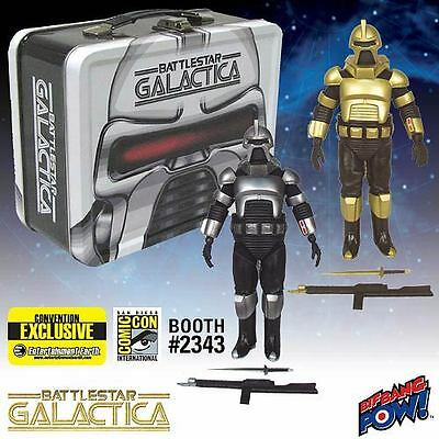 Battlestar Galactica CYLON TIN TOTE GIFT SET - EE Exclusive