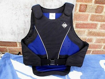 Charles Owen Ultralite Body Protector Size L Vgc Comes As Photo Show