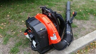 Echo PB-770 heavy duty petrol back pack leaf blower