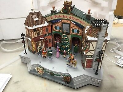 Lemax Victorian Christmas NOT WORKING 45734